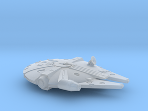 1:1200 Millenium Falcon, gear up in Smoothest Fine Detail Plastic