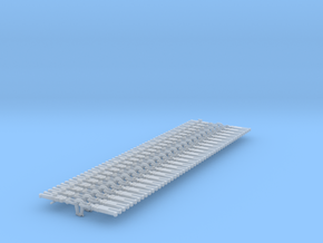 NEM OO Type 32 Couplings - Strait Instanter x25 in Smooth Fine Detail Plastic
