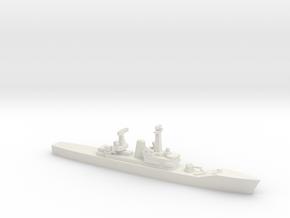 Van Speijk-class frigate (1976), 1/1250 in White Natural Versatile Plastic