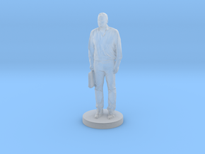 Printle C Homme 063 - 1/56 in Smooth Fine Detail Plastic