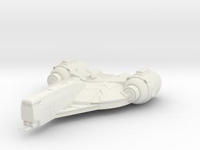YV 100 Light Freighter  in White Natural Versatile Plastic
