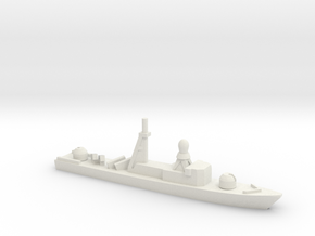 Type 143 fast attack craft, 1/1800 in White Natural Versatile Plastic