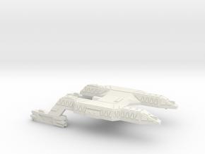3125 Scale Lyran Panther Light Cruiser (CL) CVN in White Natural Versatile Plastic