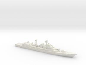 Type 052 Destroyer, 1/1250 in White Natural Versatile Plastic