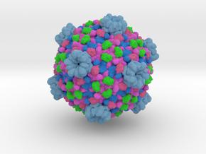 Cypovirus in Full Color Sandstone