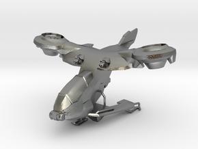 AV-14 Hornet  1:100 in Natural Silver