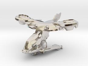 AV-14 Hornet  1:100 in Platinum