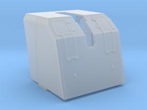 1/35 DKM 10.5 cm/45 (4.1in) SK C/32 Shield in Smooth Fine Detail Plastic