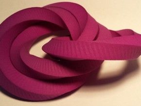 Splittor4 in Purple Processed Versatile Plastic
