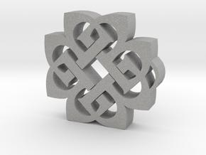 Breaking Benjamin Necklace in Aluminum