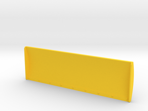 1:32 - 5m Schiebeschild K-700A in Yellow Strong & Flexible Polished: 1:32