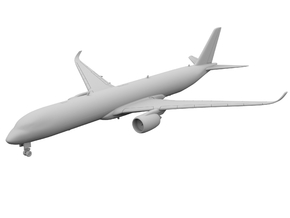 1:400 - A350-1000 in Smooth Fine Detail Plastic