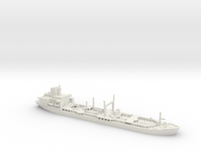 1/1200 RFA Leaf class in White Natural Versatile Plastic