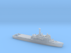 1/1250 HMS Fearless in Smooth Fine Detail Plastic