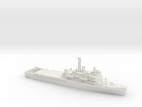 1/1200 HMS Fearless in White Natural Versatile Plastic