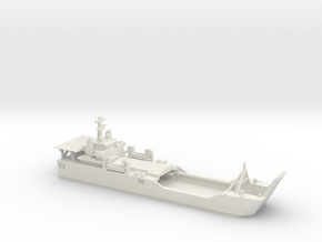 1/700 Scale Bacalod Class in White Natural Versatile Plastic