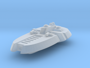 Ovali-BeamDestroyer in Smooth Fine Detail Plastic