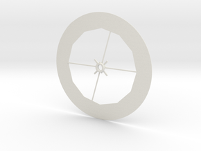 herschell astranaut track in White Natural Versatile Plastic