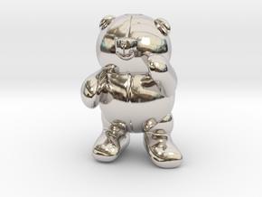 Pocket bear in Platinum