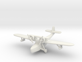 Douglas Dolphin 1/285 6mm (Landing gear) in White Natural Versatile Plastic