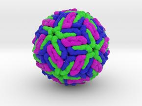 Dengue Virus in Full Color Sandstone