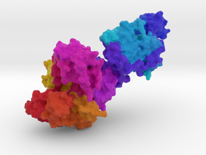 Taq Polymerase in Full Color Sandstone