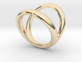 For Carta 2-5 to 5-5 len 21 in 14K Yellow Gold