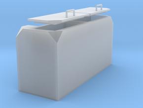 1:32 Claas-Frontgewicht mit Werkzeugfächern in Smooth Fine Detail Plastic: 1:32