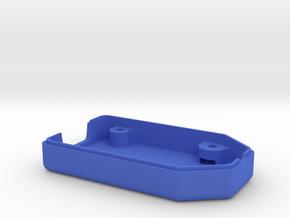 Autofire Unit Gehäuse-Unten in Blue Processed Versatile Plastic