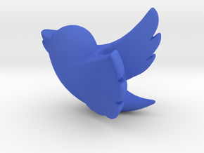 Bird in Blue Strong & Flexible Polished
