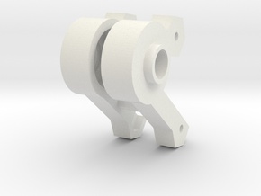 BPLagerhalter in White Natural Versatile Plastic