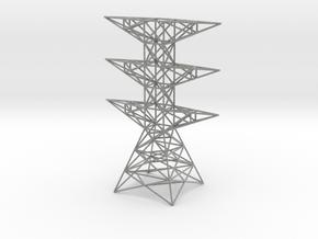 pylon in Metallic Plastic