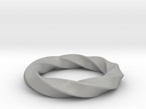 Square Around - Ring in Aluminum: 10 / 61.5