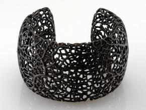 Rhizome Cuff in Black Strong & Flexible: Medium