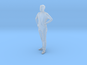 Printle C Homme 219 - 1/87 - wob in Smooth Fine Detail Plastic