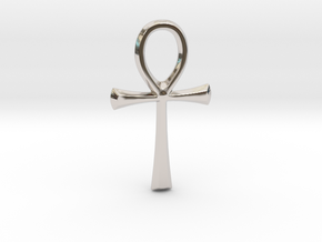 little ankh in Platinum