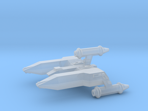 3788 Scale Lyran Alleycat War Destroyer (DW) CVN in Smooth Fine Detail Plastic