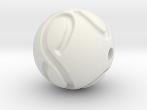 infinite pearl in White Natural Versatile Plastic