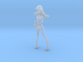 1/64 Asuka Umbrella Pose in Smooth Fine Detail Plastic