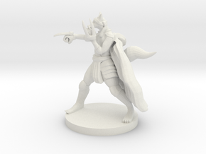 Kitsune Rogue in White Strong & Flexible