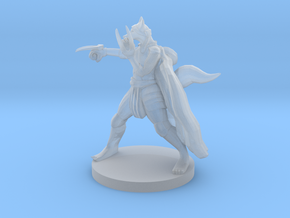 Kitsune Rogue in Smooth Fine Detail Plastic