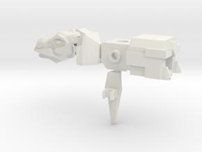 Bestial Leader Full Upgrade Set in White Natural Versatile Plastic
