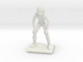 Darkelves 08 - Lineman in White Strong & Flexible