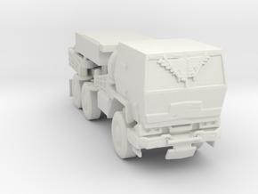 XM1161 Radar truck in White Natural Versatile Plastic