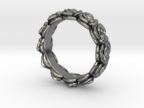 TheSunRose in Polished Silver: 5 / 49