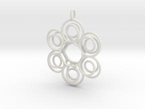 6knots P. in White Natural Versatile Plastic