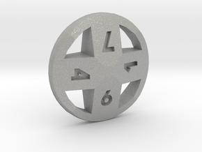 Cross d8 in Raw Aluminum