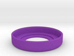 mm510 catch cup 22mm in Purple Processed Versatile Plastic
