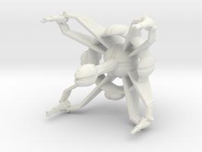 Star Sailers - B'rel - Scout in White Natural Versatile Plastic