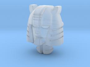Cliffjumper Head for Titans Return Roadburn in Smooth Fine Detail Plastic